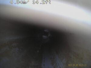 管内カメラ調査画像4